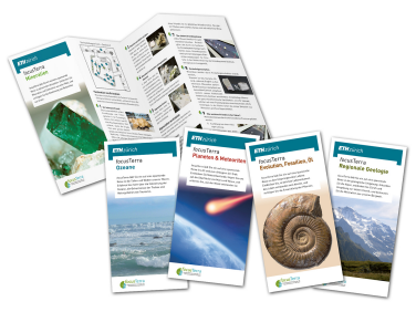 Various leaflets